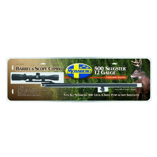 Mossberg Barrel/Scope Combo (For Remington 12-guage, 870 Shotguns)
