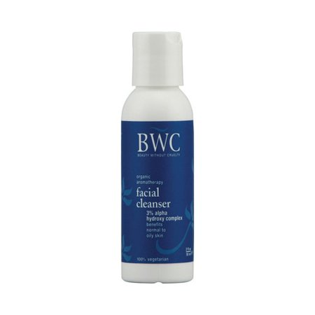 Beauty Without Cruelty Facial Cleanser Alpha Hydroxy Complex 2 fl - Alpha Hydroxy Facial Cleanser