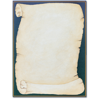 Great Papers 970930 Scroll Letterhead - 80 Sheets/Pack