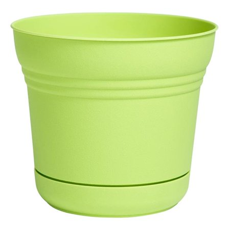 "Saturn Planter 14""-Honey Dew - image 1 de 1"