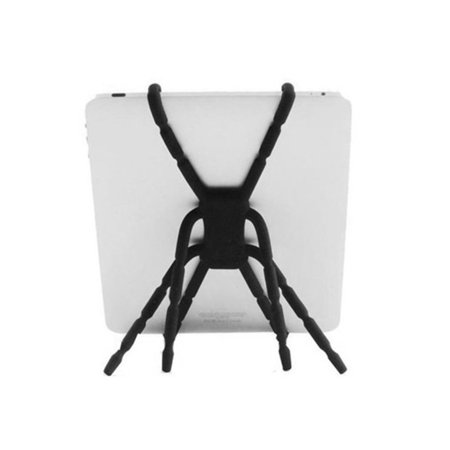 New Mini Octopus Flexible Holder Mount Stand For Camera   Mobile Phone Black