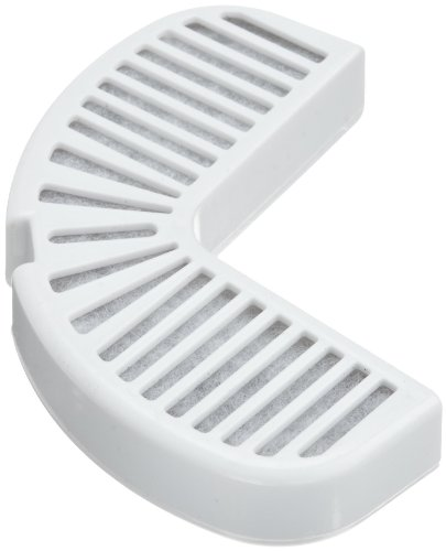 Image of Pioneer Pet Replacement Filters for Ceramic and Stainless Steel Fountains, 3-Pack Multi-Colored