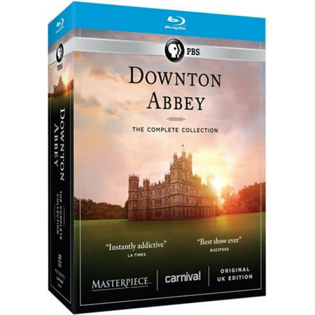 Downton Abbey: The Complete Collection (Blu-ray) - Downton Abbey Grantham