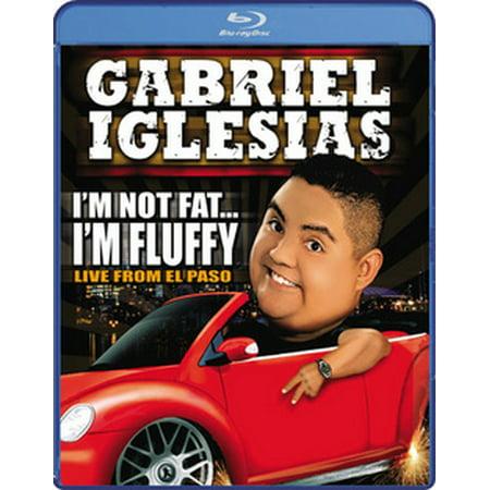 Gabriel Iglesias: I'm Not Fat... I'm Fluffy (Blu-ray) (Gabriel Iglesias Halloween)