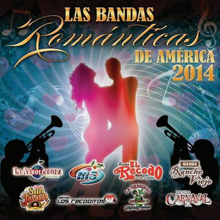 Bandas Romantica de America 2014 / Various](Halloween Banda De Metal)