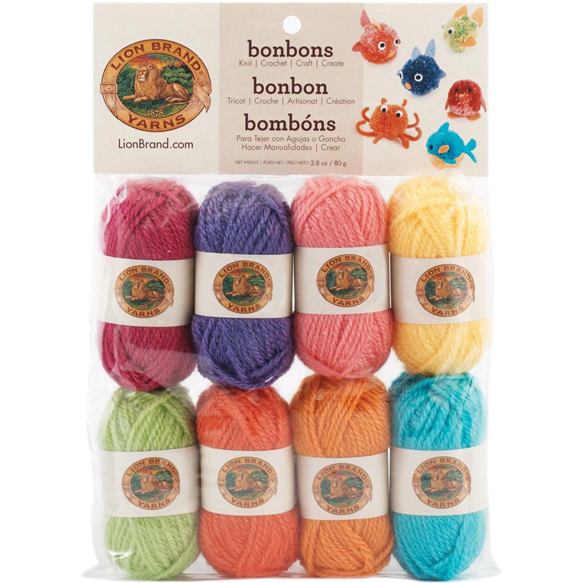 Bonbons Yarn 8/Pkg-Brights - image 1 de 2