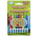 Winnie The Pooh 1st Birthday High Chair Decorating Kit