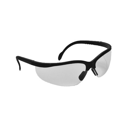 Wolverine - Safety Glasses - Clear Lens ( Anti Fog ) Lot of 1 Pack(s) of 1 Unit Anti Fog Lens Safety Glasses
