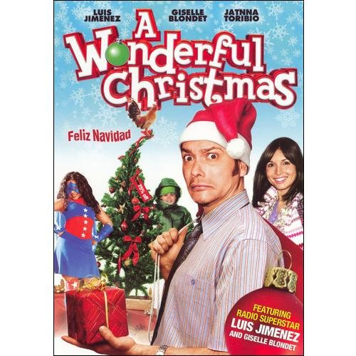A Wonderful Christmas (Feliz Navidad) (Widescreen)
