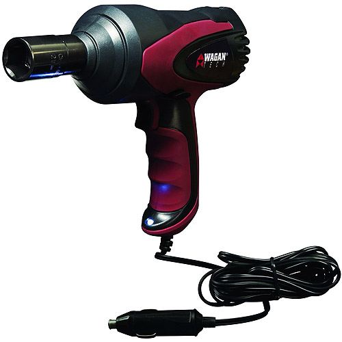 Wagan Corp. 12V Impact Wrench
