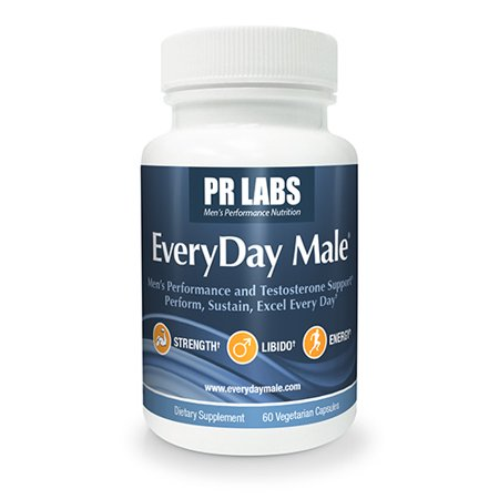 EveryDay Male® Testosterone, Energy, and Performance Booster for