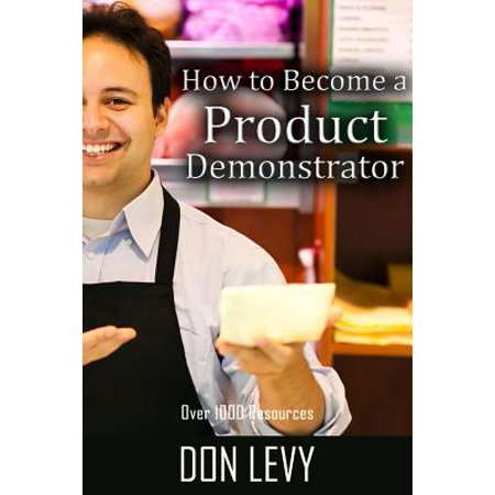 How To Become A Product Demonstrator - eBook
