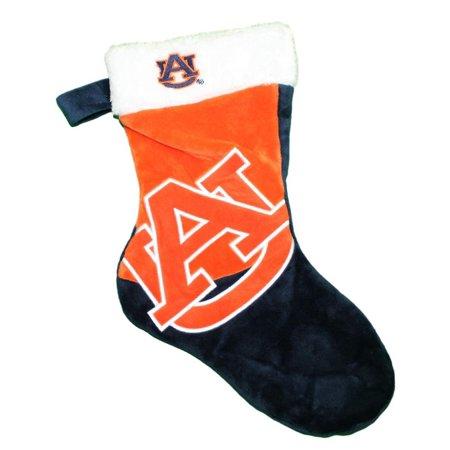 cccc31042 Auburn Tigers 2018 NCAA Basic Logo Plush Christmas Stocking - Walmart.com