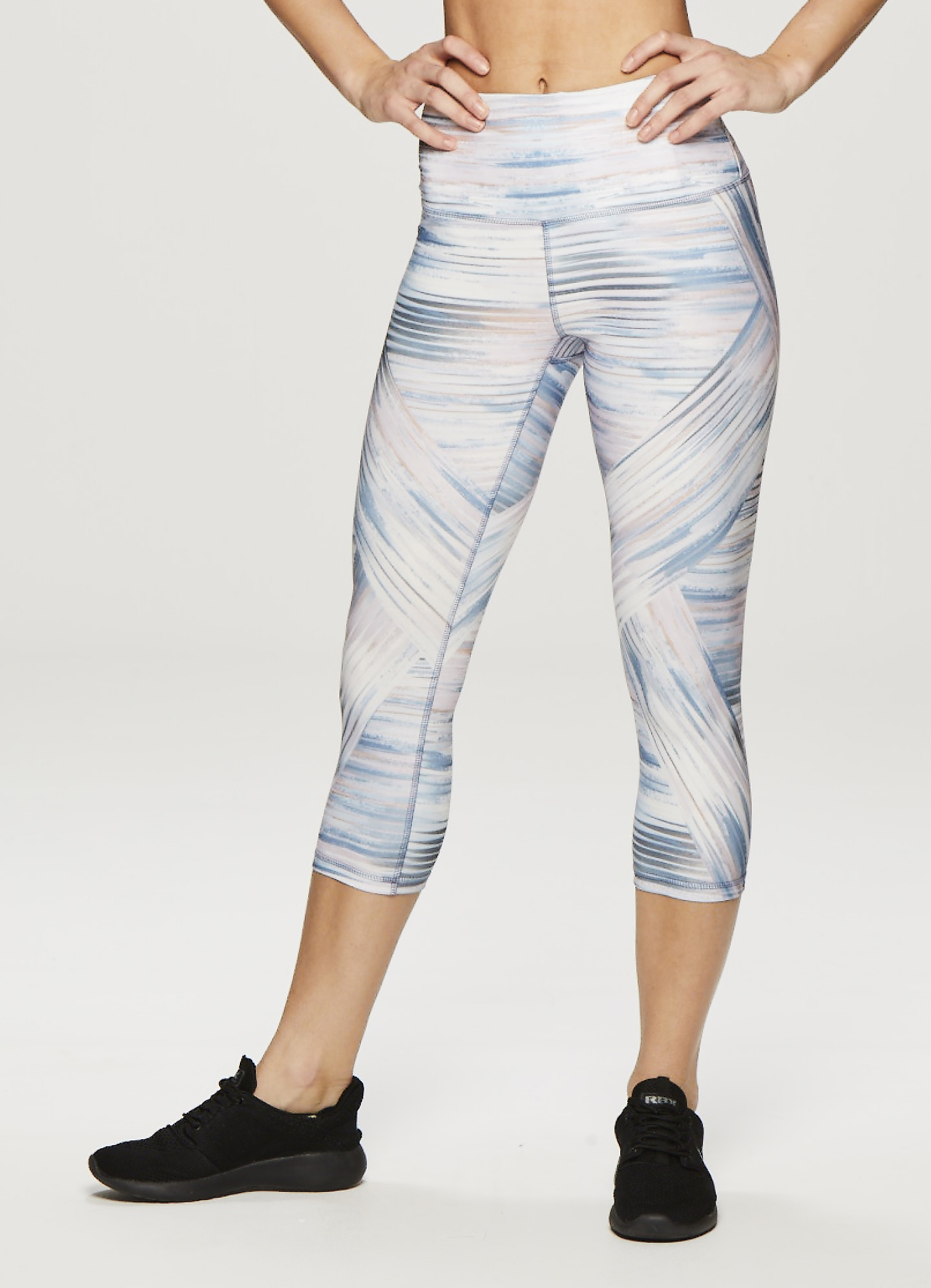 Women's Active Printed Capri Leggings