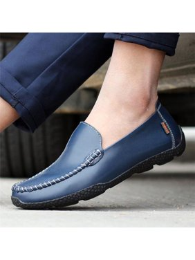 4f1de8781 Product Image New Men's Driving Casual Boat Shoes Leather Shoes Moccasin  Slip On Loafers