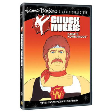Hanna-Barbera Classic Collection: Chuck Norris Karate Kommandos - The Complete Series (Full Frame)