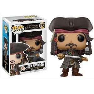Funko POP Disney: Pirates of the Caribbean - Jack Sparrow