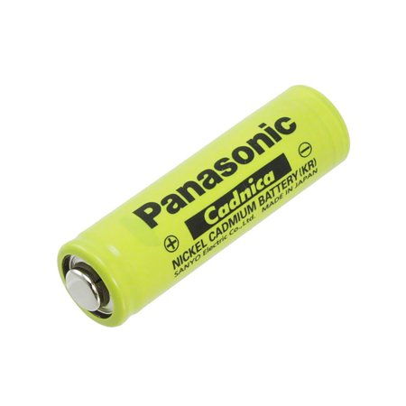 Sanyo / Pansonic Nickel Cadmium Battery 1.2v 700mah | N-700AAC (Rechargeable) (Rechargeable Nickel Cadmium Handle)