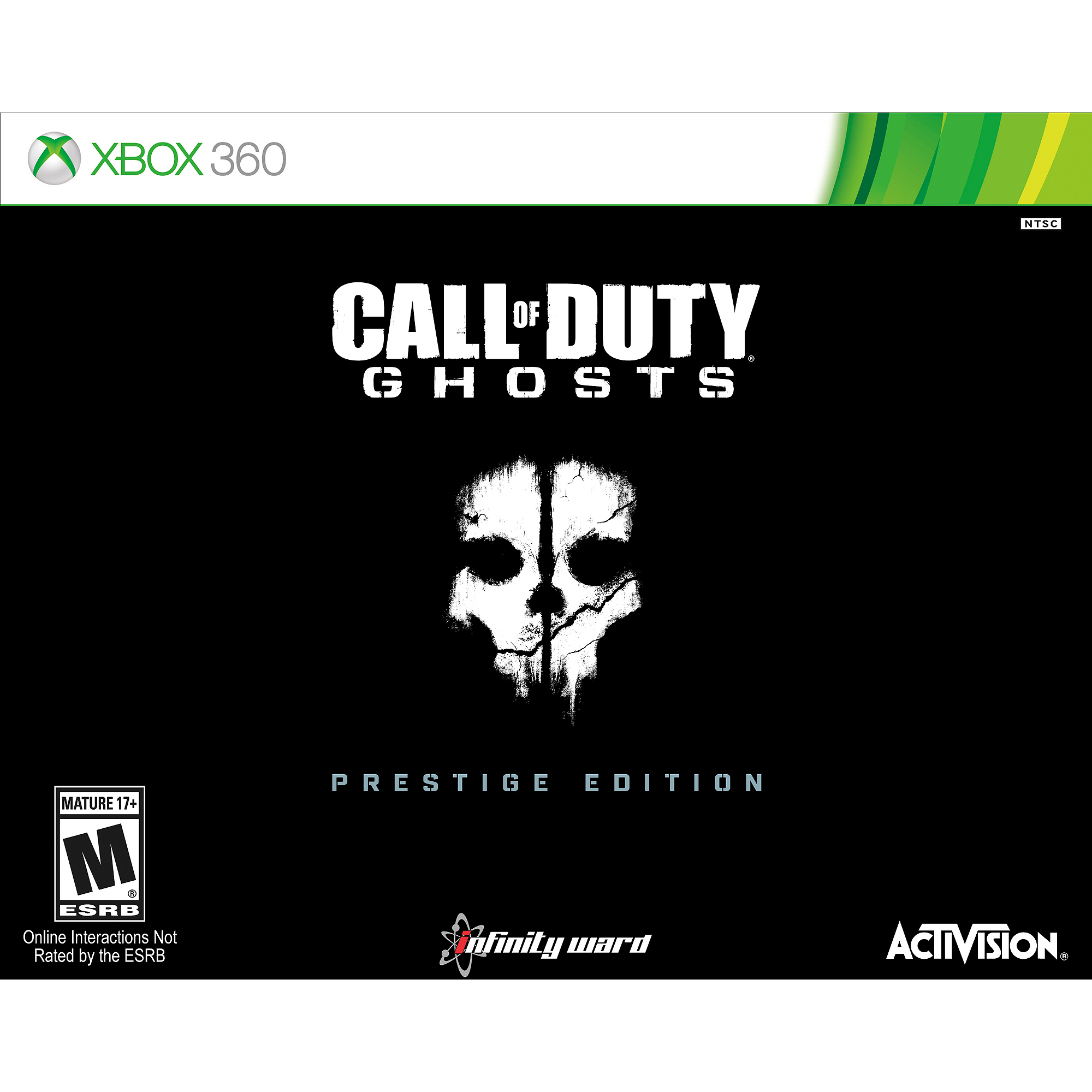 Call of Duty Ghosts Prestige Edition (Xbox 360)