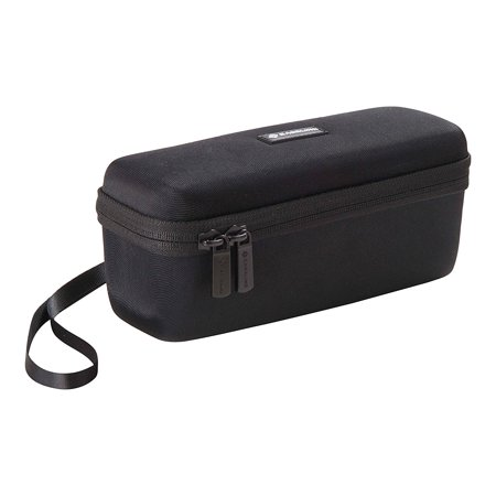 Hard Case for Photive HYDRA Waterproof Wireless Portable Bluetooth Speakers. - Mesh Pocket for