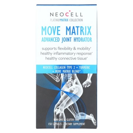 Neocell Laboratories Move Matrix Advanced Joint Hydrator - 150 Capsules ()
