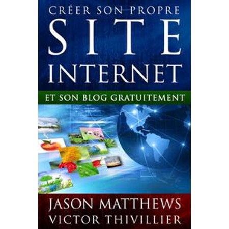 316acd3d49a Créer son propre site internet et son blog gratuitement - eBook ...