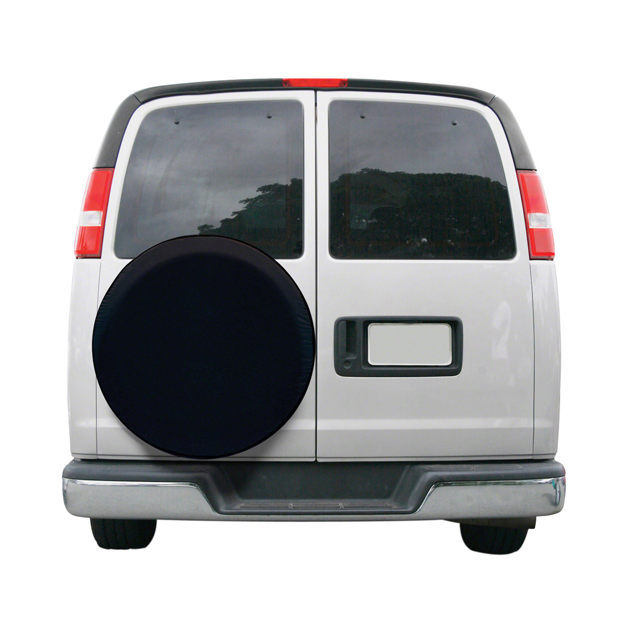 """Classic Accessories OverDrive Universal Fit Spare Tire RV Cover, Fits 26"""" - 28"""" Wheel Diameter"""