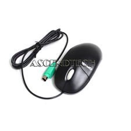 HP COMPAQ GENUINE DESKTOP SCROLL WHEEL PS/2 BALL MOUSE 5188-2465 (Scroll Ball Mouse)