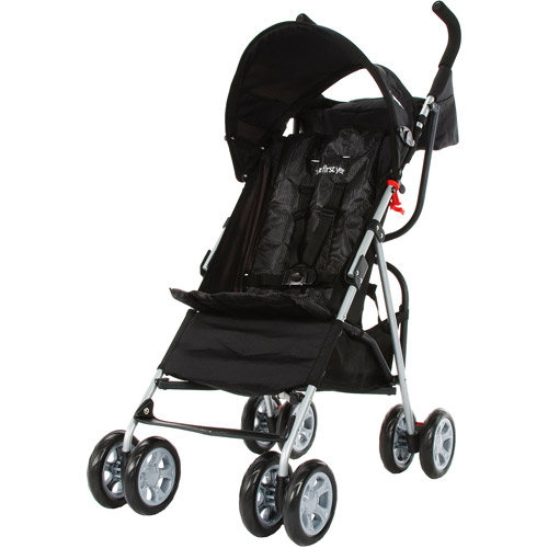 The First Years - Jet Lightweight Stroller, City Chic