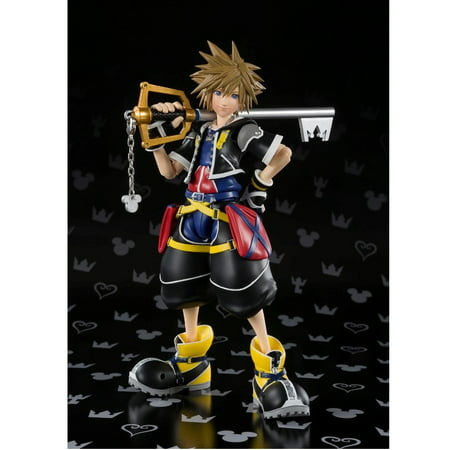 Bandai SH S.H. Figuarts Kingdom Hearts II 2 Sora Action Figure
