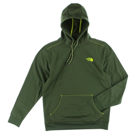 The North Face Mens Quantum Hoodie Army Green