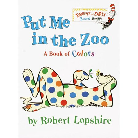 Asahiyama Zoo (Put Me in the Zoo (Board Book) )