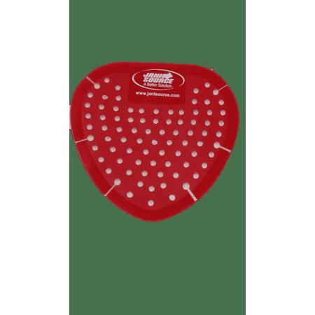 Regular Deodorizing Urinal Screen, Cherry (Box of 10) ()