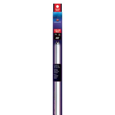 Coralife T8 Colormax Fluorescent Lamp, 32 watt, 48 Inch