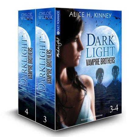 Dark Light - Vampire brothers (Vol. 3-4) - 3-4 -