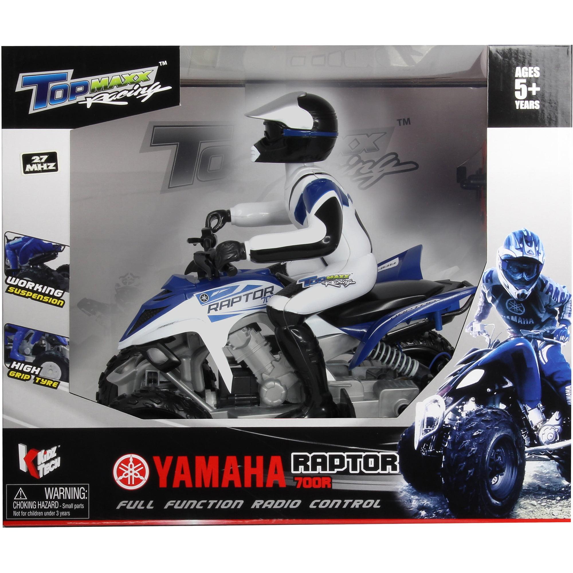 1:6 Scale RC Yamaha Raptor 700R