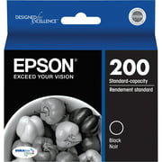 Epson 200 DURABrite Original Black Ink Cartridge