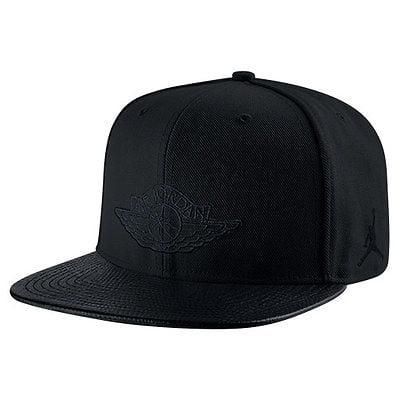 Jordan - Nike Jordan 2 Snapback Hat - Walmart.com fc75ccecc90