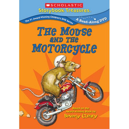 The Mouse and the Motorcycle (DVD) ()
