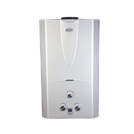 Marey 4.3 GPM Tankless Natural Gas Hot Water Heater Digital Display