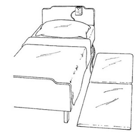 FloorPro Alarm Unit with Accessories - Item #909292 - 1 Each / Each