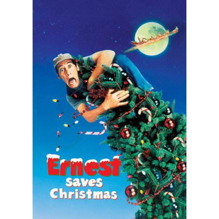Ernest Saves Christmas (Vudu Digital Video on Demand) (Ernest Saves Halloween)