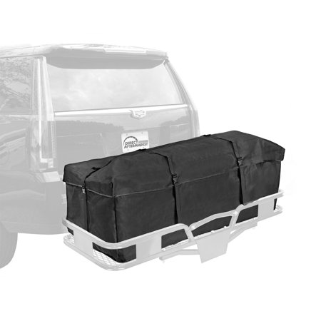 Arksen 58  Weather And Water Resistant Cargo Carrier Bag 58  X 20  X 19 5