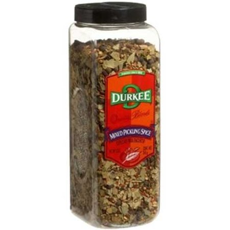 Mixed Pickling Spices - Durkee Pickling Spice, 12 Oz