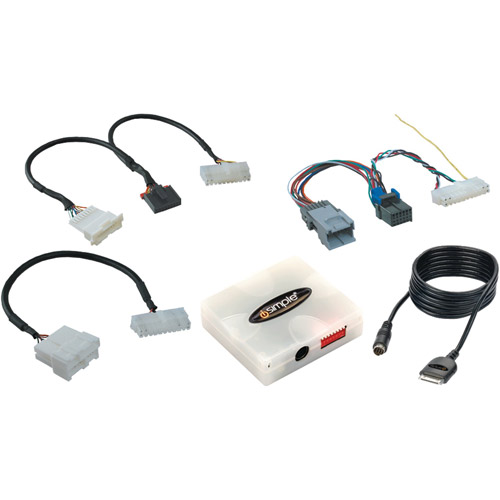iSimple ISGM73 iPod Interface Kit for GM
