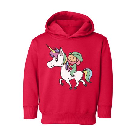 Awkward Styles Boys Girls St. Patty Day Hoodie Toddler Unicorn Hooded Sweatshirt for Kids Proud Irish