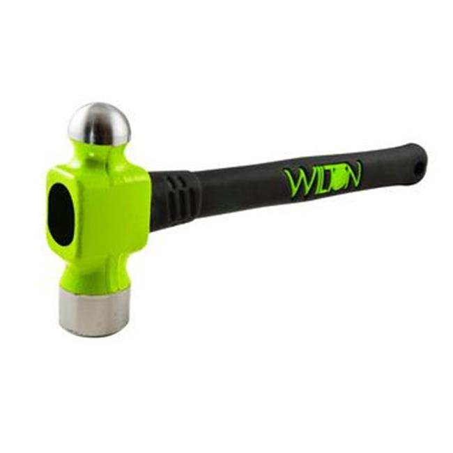 Wilton WIL34014 40 Oz Bash Ball Pein Hammer with 14 inch Unbreakable Handle