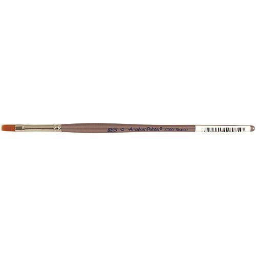 Loew-Cornell ® American Painter Brush, Flat #6