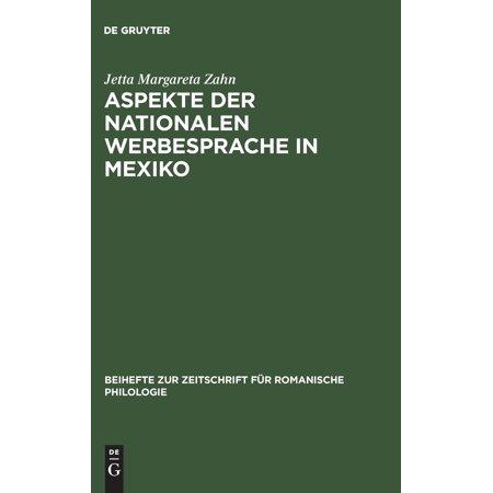 Aspekte Der Nationalen Werbesprache in Mexiko (Sonnenbrille Mexiko)