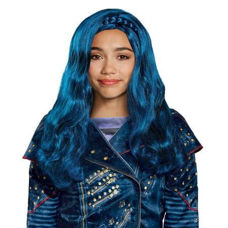 Disney's Descendants 2: Evie Child Wig